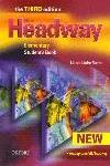 NEW HEADWAY, THIRD EDITION ELEMENTARY: STUDENT'S BOOK